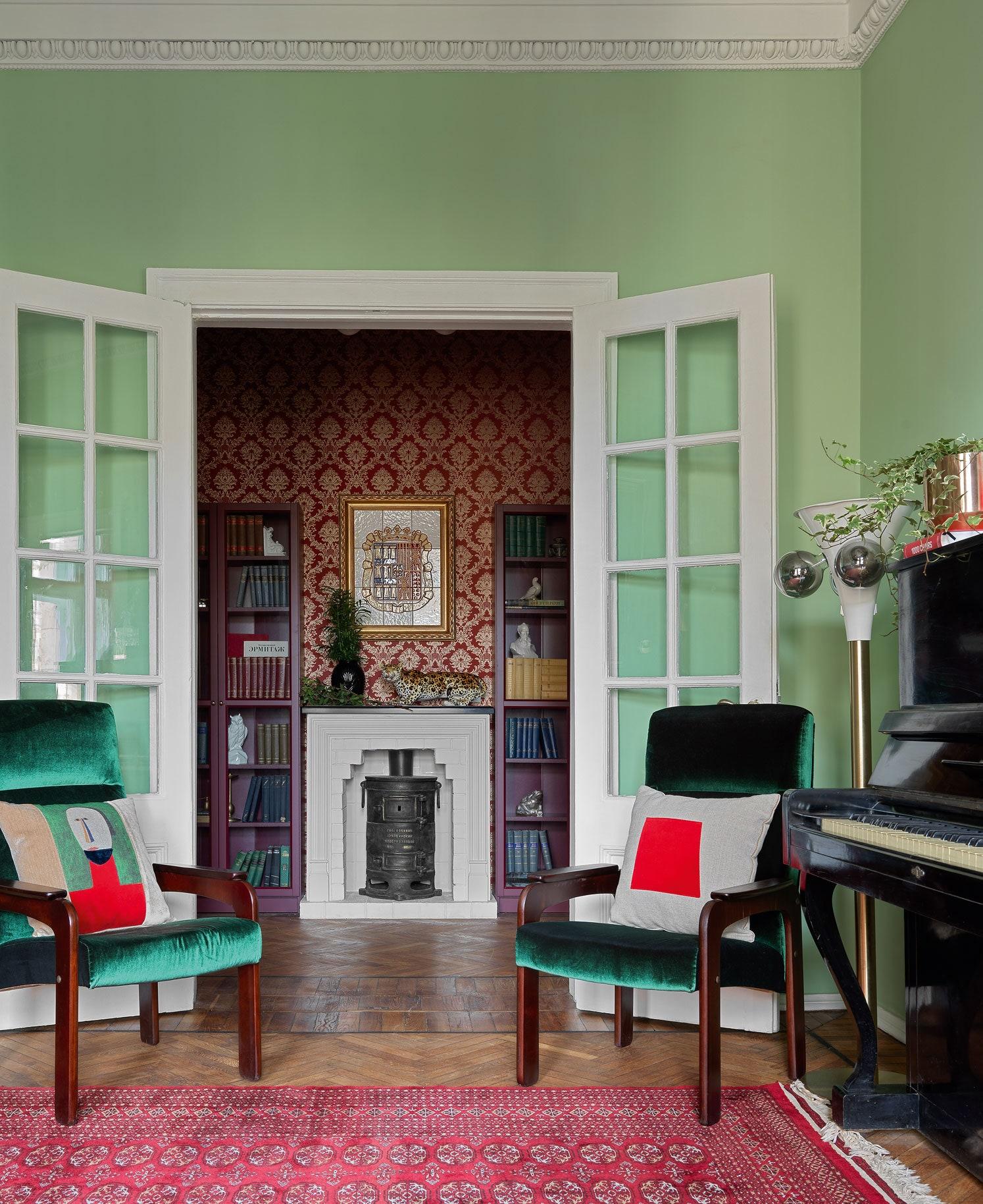 .              Redecoration Store   Enere.it    Pea Green 91 Little Greene  HampM Home.