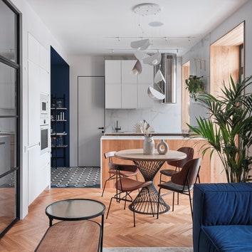 Квартира в Санкт-Петербурге, 60 м²