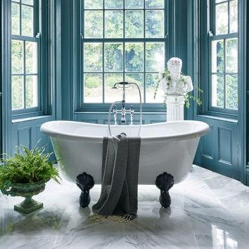 Как оформить ванную в английском стиле: вдохновляемся решениями британских брендов