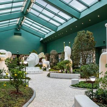 Детский культурный центр в Южной Корее по дизайну Хайме Айона