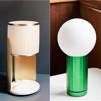 Больше света: 9 интересных настольных ламп