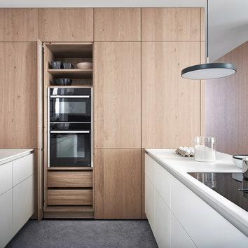 """Кухня в стиле мягкого минимализма: новая """"архитектурная"""" коллекция от Leicht"""