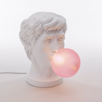 Новая лампа Seletti по дизайну Уто Балморала