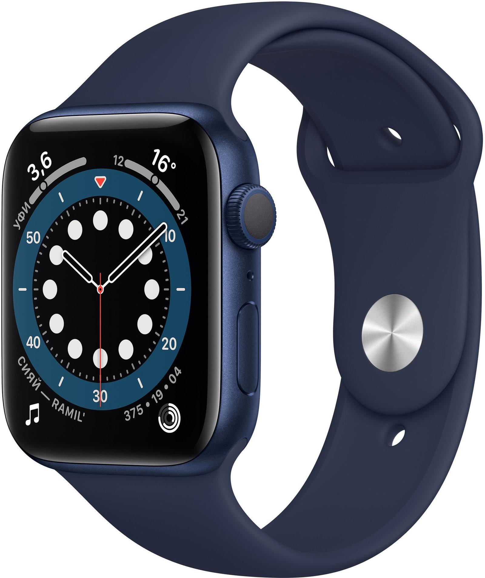 Apple Watch Series 6 39 490 .