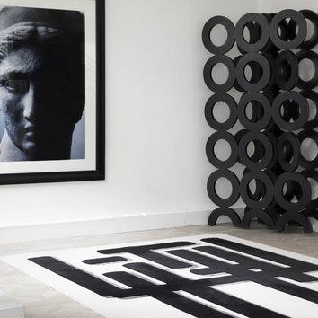 Коллекция ковров от дизайнера Келли Хоппен и итальянского бренда Loloey