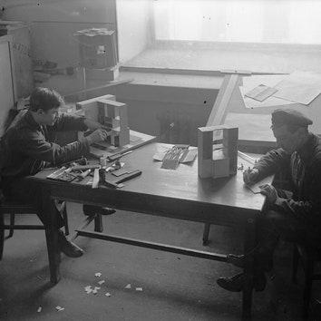 ВХУТЕМАС: где учились первые советские дизайнеры и что они создавали
