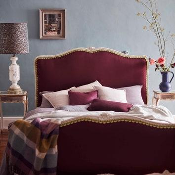 Как оформить спальню в английском стиле: элегантные решения от британских брендов