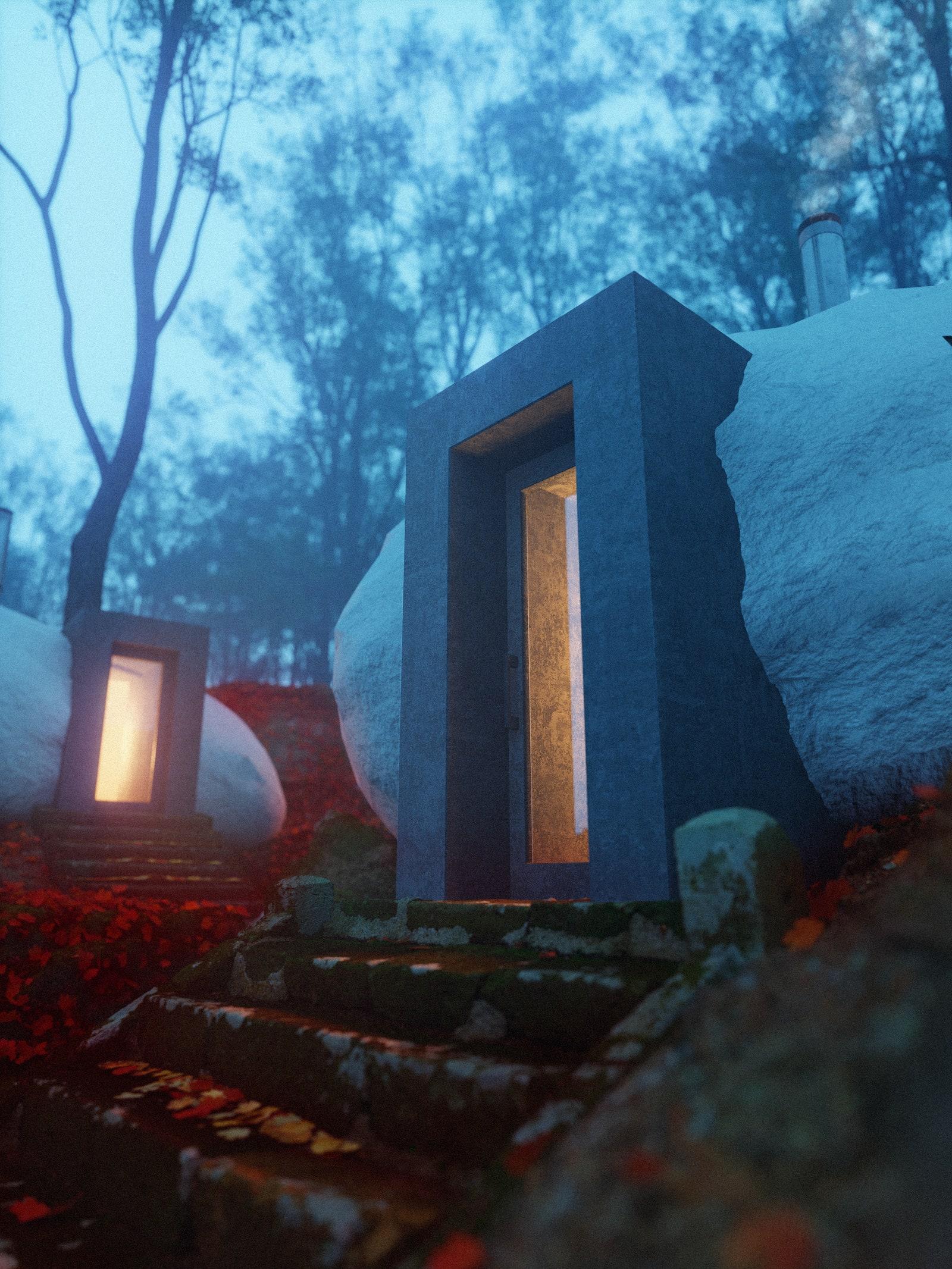 Dolmen Shelter