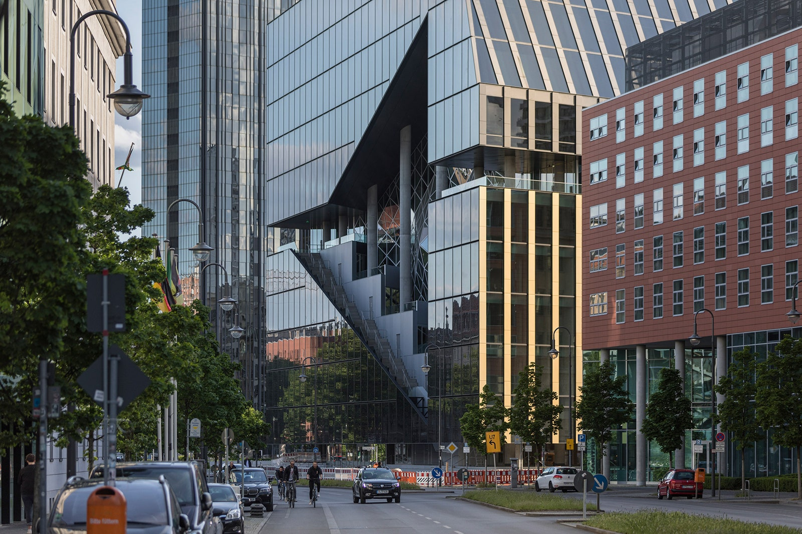 Axel Springer   OMA