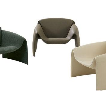 Выбираем мебель, которая не устареет: новые предметы от Марселя Вандерса и Жана-Мари Массо