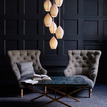 Как оформить: 9 оригинальных светильников для современного интерьера