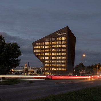 Бюро Snøhetta завершило строительство здания с положительным энергобалансом
