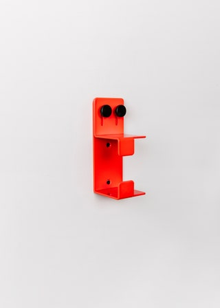 MOS Architects. Wall Mounted Object.