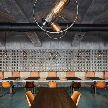 Пражский ресторан Gran Fierro с бережным отношением к окружающей среде