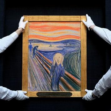 10 самых громких краж произведений искусства
