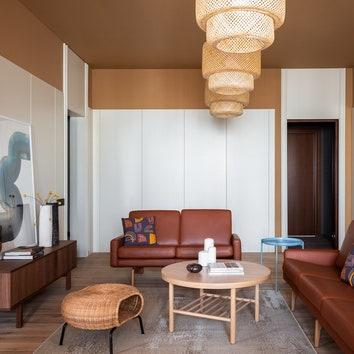 Квартира под сдачу в Москве, 130 м²