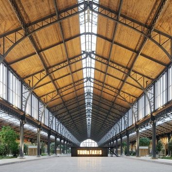 Редевелопмент Морского вокзала в Брюсселе