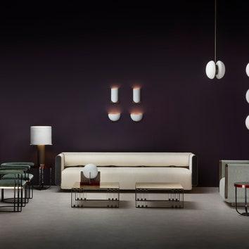 Мебельная коллаборация Humbert & Poyet и Maison Pouenat