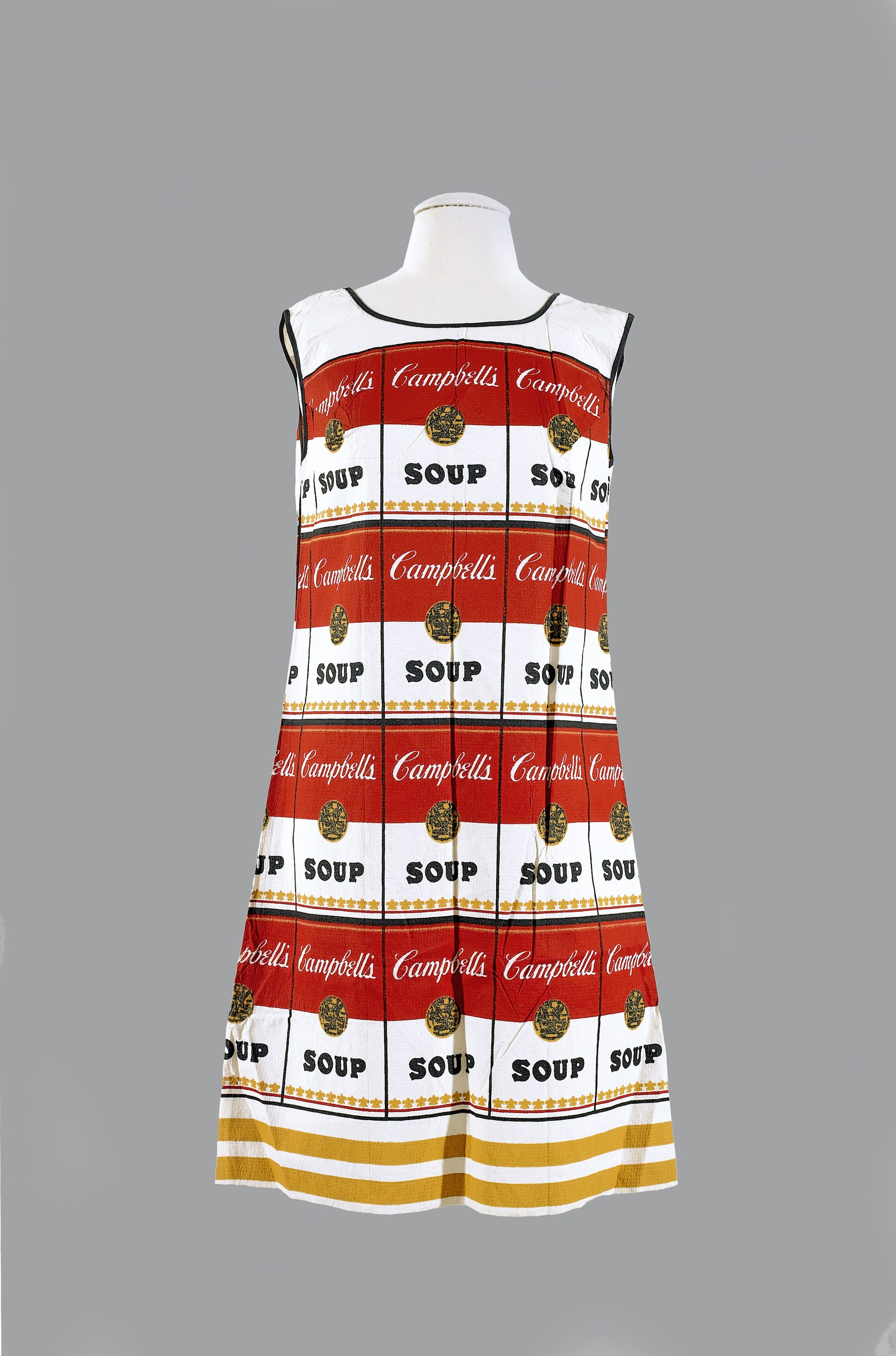 Campbells. All Andy Warhol artwork  2018 The Andy Warhol Foundation for the Visual Arts