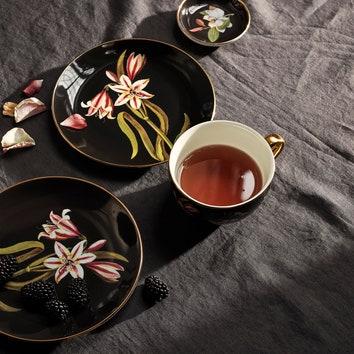 Коллекция предметов для дома с принтами работ Мэри Делейни от H&M Home и Британского музея