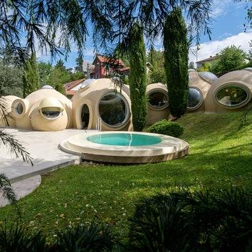 #чтобятакжил: дом-пузырь по проекту Антти Ловага