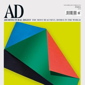 100 лет Architectural Digest: как работает AD India