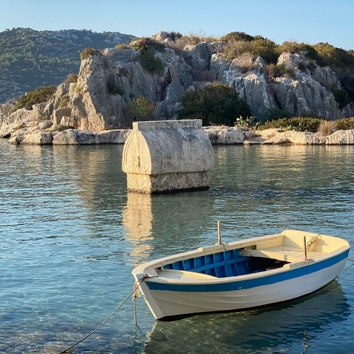 Неведомые берега Турции: недельный маршрут путешествия на парусной яхте от Кати Гулюк