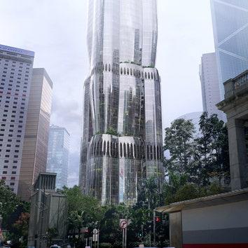 Бюро Zaha Hadid Architects спроектировало небоскреб для самого дорогого в мире участка