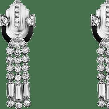 Новая коллекция высокого ювелирного искусства от Cartier, вдохновленная ар-деко