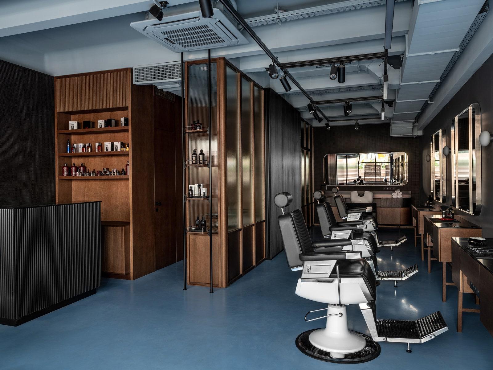 AD Design Award 2020    Barberia