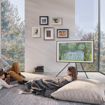Телевизор-картина: решение для тех, кто хочет сделать искусство частью интерьера