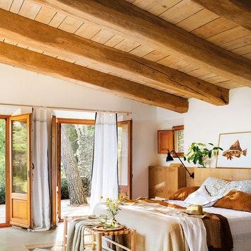 Вдохновение на неделю: 9 уютных деревянных интерьеров