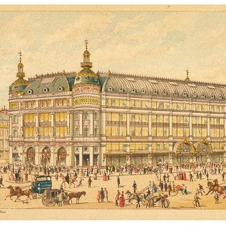 155 лет Printemps: история старейшего универмага Парижа