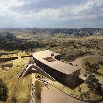 Президентская библиотека Теодора Рузвельта: 3 конкурсных проекта от известных бюро