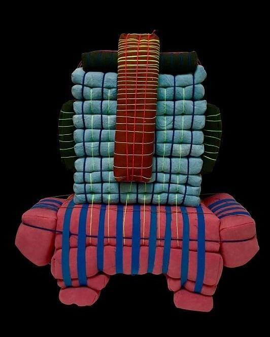 Cushion Cabinet Maquette     .