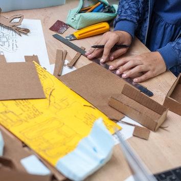 Лагерь промышленного дизайна для подростков с дизайн-челленджем Roca Group