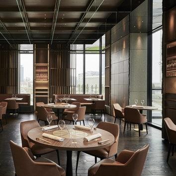 Японский ресторан IYO Aalto в Милане