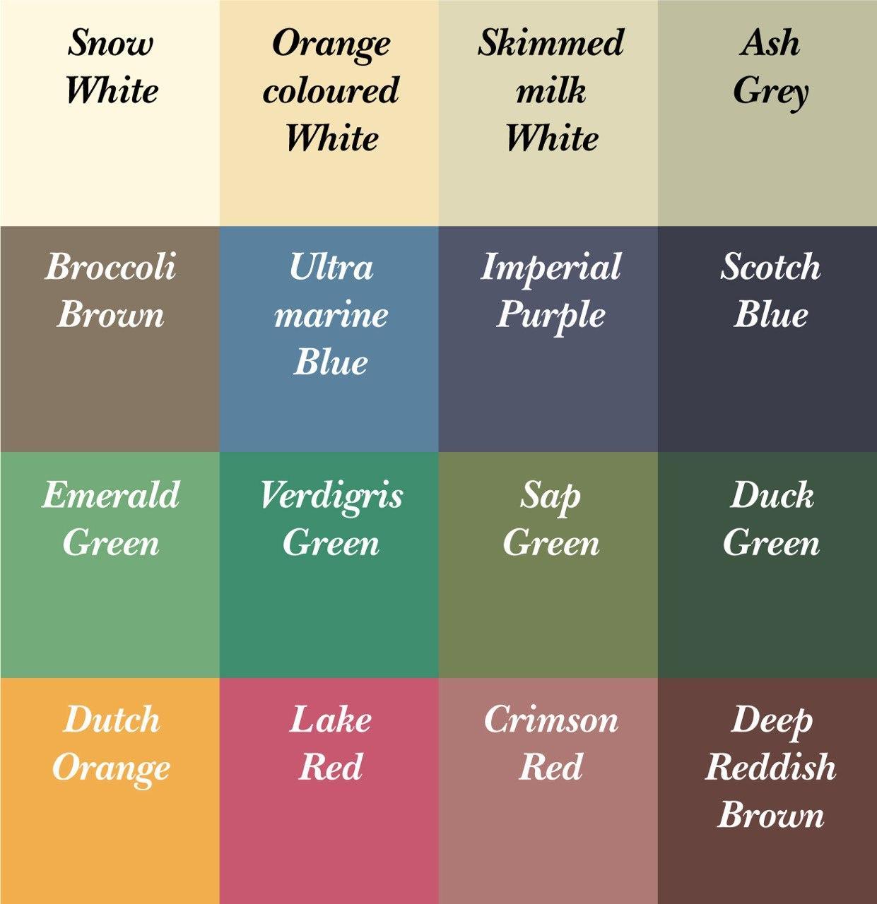 Colour by Nature FarrowampBall.