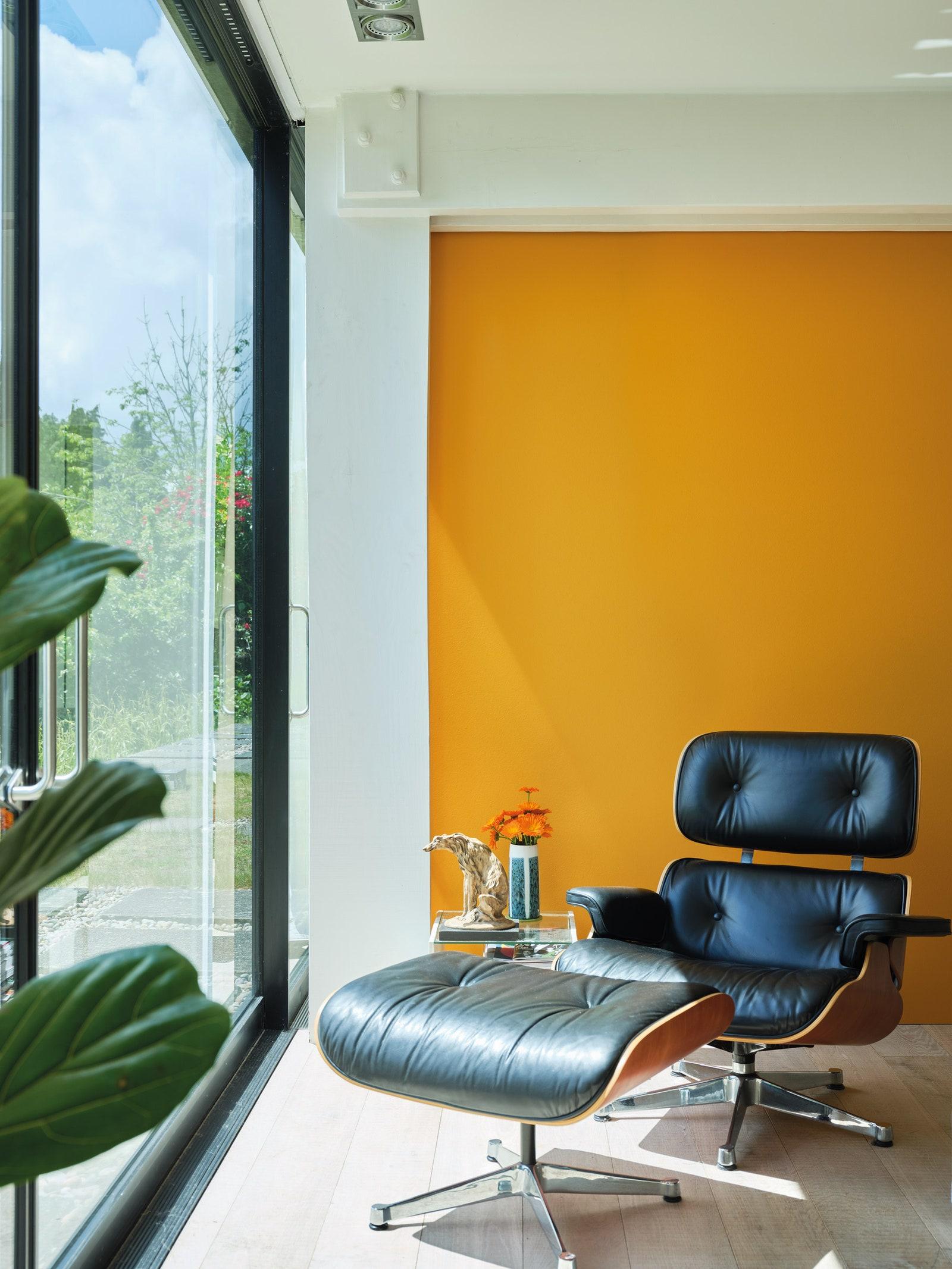 Dutch Orange FarrowampBall.