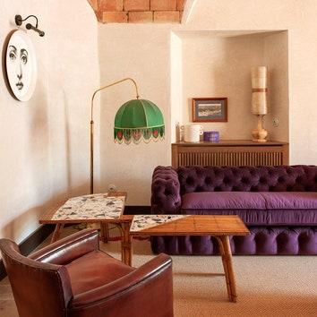 Уютный бутик-отель La Bionda на севере Испании