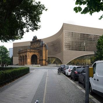 В Берлине построят музей, посвященный людям, бежавшим от национал-социалистической власти