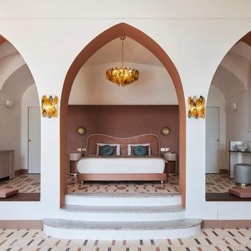Интерьеры пятизвездочного отеля Palazzo Avino по дизайну Кристины Челестино