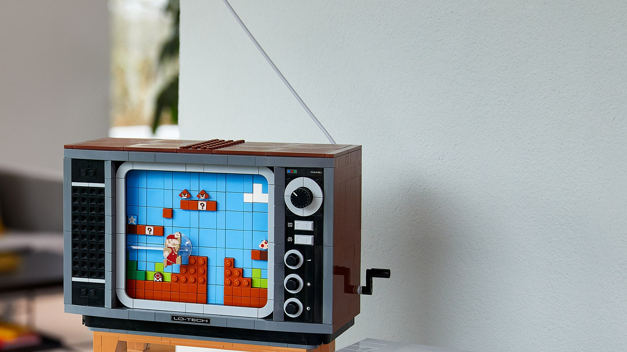 Nintendo    LEGO