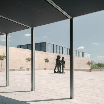 Бюро Дэвида Чипперфилда завершило строительство культурного центра Carmen Würth Forum в Германии