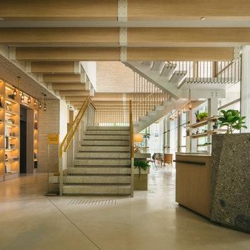 Дизайн-отель Zentis в Осаке