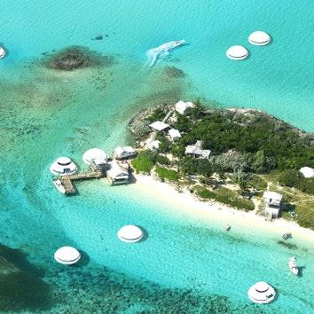Первый в мире плавучий экоотель Anthénea