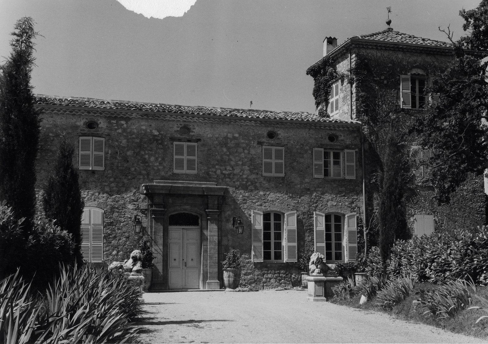 Chteau de La Colle Noire