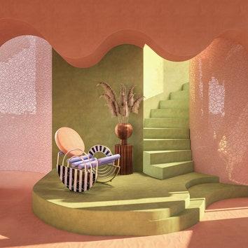 Мебель Mas Creation от Masquespacio