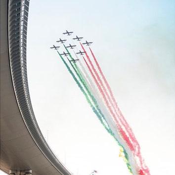 В Италии открылся мост по проекту Ренцо Пьяно