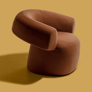 #ADLovesSalone: кресло Ruff по дизайну Патриции Уркиолы для Moroso